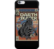 Darth Skater The Skate Lord iPhone Case/Skin