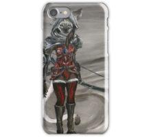 Siamese Catfolk Archer iPhone Case/Skin