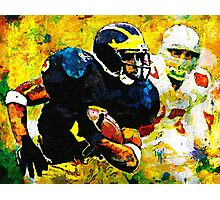 I'm The Man At The Big House Photographic Print