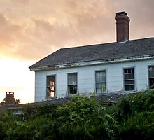 frighten me with desolation  by Jennifer Rich