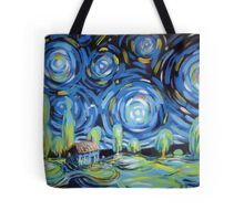 iberian nights Tote Bag