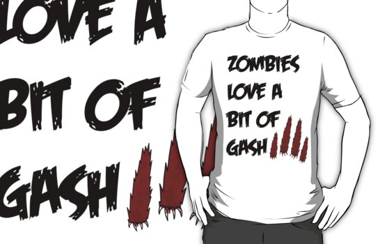 Gash by Vigilantees .