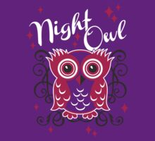 Night Owl by Cheesybee