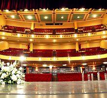 Detroit Music Hall by Jennifer Hodney