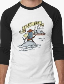 Land Ho! Men's Baseball ¾ T-Shirt