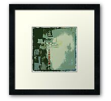 Abstract photography no 301 Framed Print