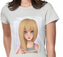 Namine.  Womens Fitted T-Shirt