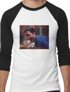 How's Annie? Men's Baseball ¾ T-Shirt