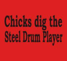Steel Drum Baby Tee