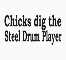 Steel Drum Kids Tee