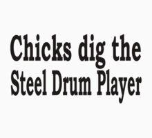 Steel Drum One Piece - Long Sleeve