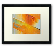 Infusion Framed Print