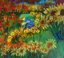 The Gardener by Alison Pearce