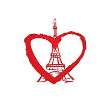 Peace for Paris Photographic Print