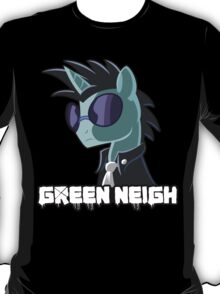 Green Neigh T-Shirt