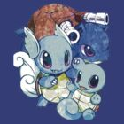Cute Squirtle Line by Frostwraith