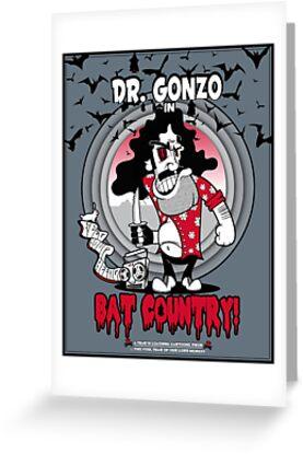 Fear N Loathing in 1925 (Dr Gonzo edition) by HarryGordon