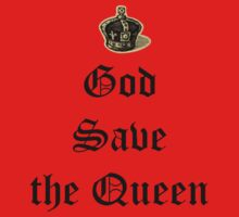 God Save the Queen by DoctorEeyore