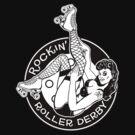 Rockin' Roller Derby by ZugArt