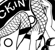 Rockin' Roller Derby Sticker