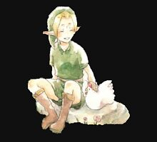 Link and Cucco  Unisex T-Shirt