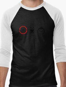 Mawaru Penguindrum Men's Baseball ¾ T-Shirt