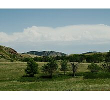 Custer State Park South Dakota Photographic Print