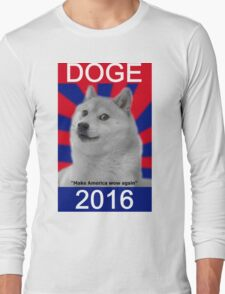 Doge 2016 Long Sleeve T-Shirt