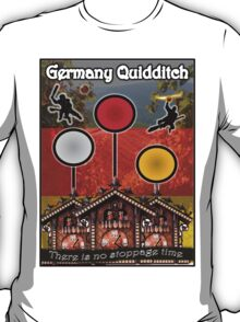 Germany Quidditch Redesigned  T-Shirt
