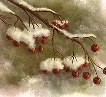 Wintereinbruch - Onset of Winter by unikatdesign