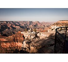 Early evening in the Canyon Photographic Print