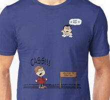 Always Something Unisex T-Shirt