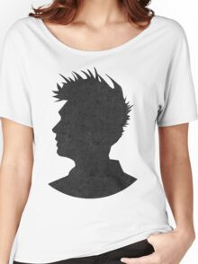 Dan Smith silhouette (Bastille) Women's Relaxed Fit T-Shirt