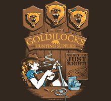 Goldilocks Hunting Supplies Unisex T-Shirt
