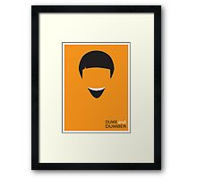 Dumb & Dumber: Lloyd Framed Print