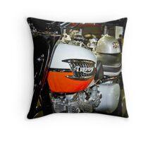 Triumph Throw Pillow