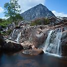 Buachaille Etive Mr by Nick Atkin