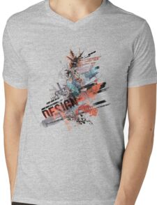 A Day in the Life Mens V-Neck T-Shirt