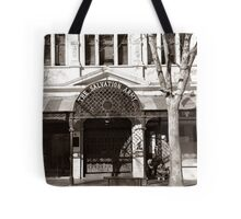 The Salvo's Tote Bag