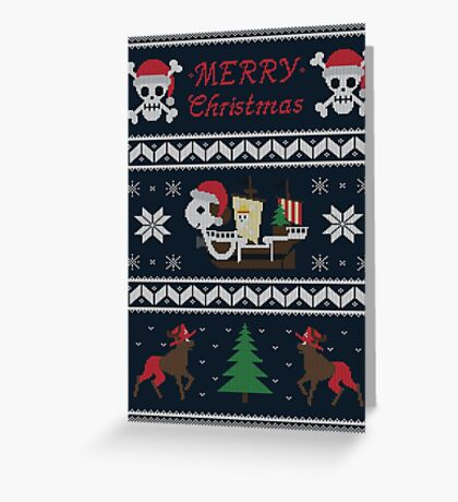 Going MERRY Christmas Greeting Card