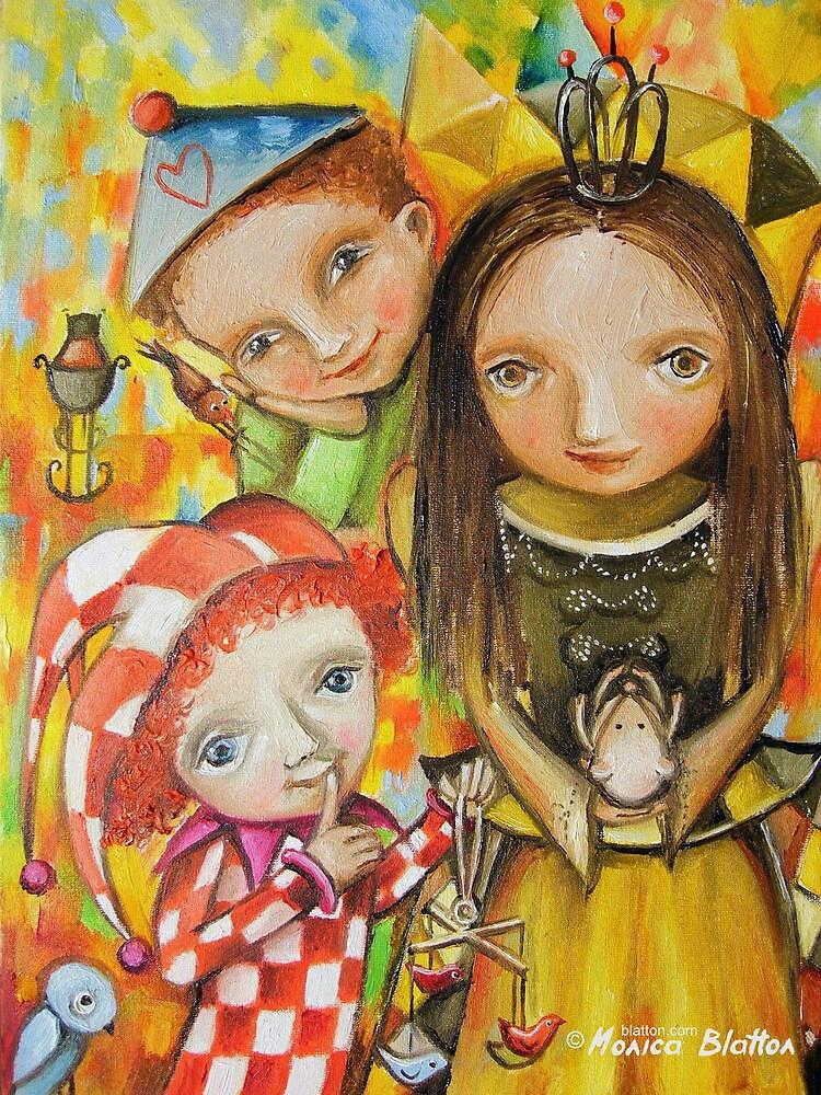 Lullaby by Monica Blatton