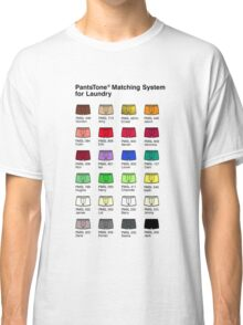 PantsTone Matching System for Laundry Classic T-Shirt