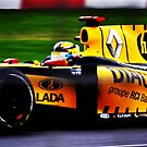 Formula 1 #2 by Luke Donegan