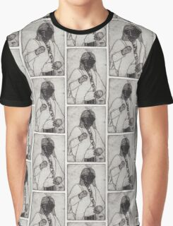The Faceless Woman Graphic T-Shirt
