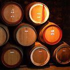 Barrel Stacks by Ali Brown