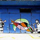 Street Art in Chile - Photographs by Karolin C. Muller by Krokokaro
