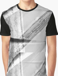 A Symetrical Uniformity  Graphic T-Shirt