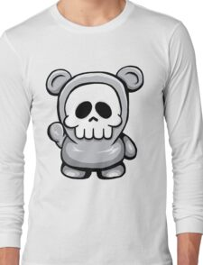 Death Bear Long Sleeve T-Shirt