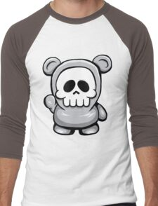 Death Bear Men's Baseball ¾ T-Shirt