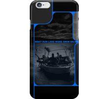 Lake Boaties iPhone Case/Skin